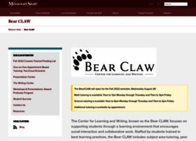 bearclaw.missouristate.edu