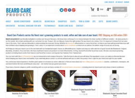 beardcareproducts.com