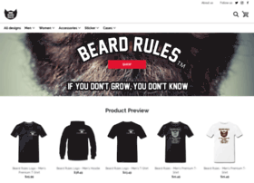 beardrules.spreadshirt.com