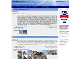 bearhunting.org