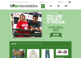 bearnecessities.wustl.edu