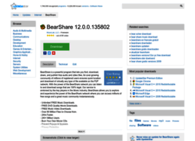 bearshare.updatestar.com