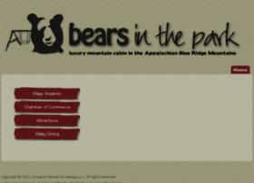 bearsinthepark.com