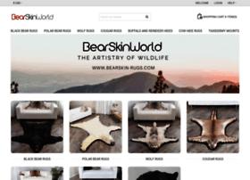 bearskin-rugs.com