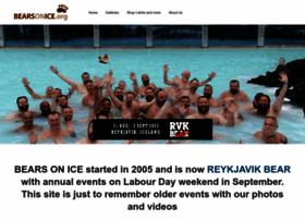 bearsonice.org