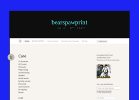 bearspawprint.wordpress.com