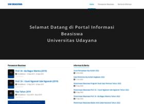 beasiswa.unud.ac.id
