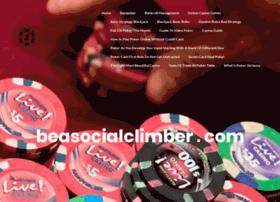 beasocialclimber.com
