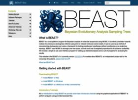 beast.bio.ed.ac.uk