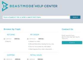 beastmodeapparel.desk.com