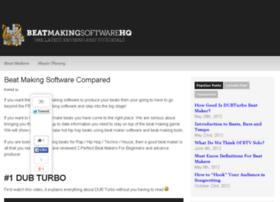 beat-making-software.org