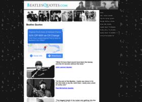 beatlesquotes.com