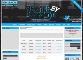 beatsbybandit.com