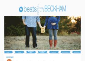 beatsforbeckham.com