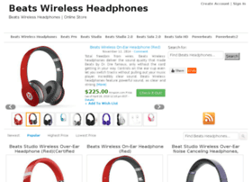 beatswirelessheadphones.com