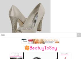 beatuytosay.com