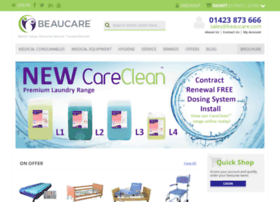 beaucarehygiene.co.uk