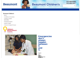 beaumontchildrenshospital.com