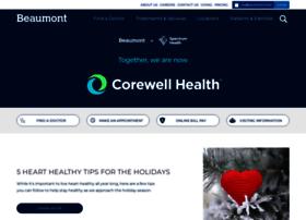 beaumonthospitals.com