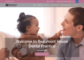 beaumonthousedental.co.uk