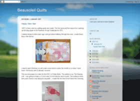 beausoleilquilts.blogspot.co.nz