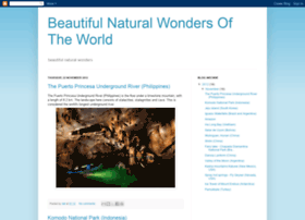 beautiful-natural-wonders.blogspot.com
