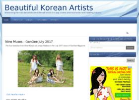 beautifulkoreanartists.com