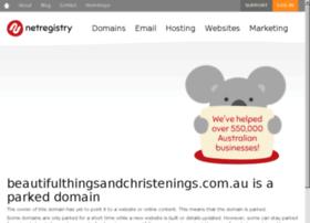 beautifulthingsandchristenings.com.au