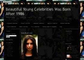 beautifulyoungcelebrities.blogspot.com