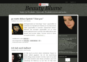 beauty.blogblume.de