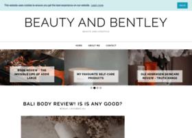 beautyandbentley.com