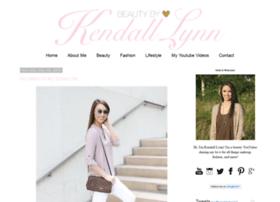beautybykendalllynn.blogspot.com