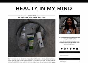 beautyinmymind.com