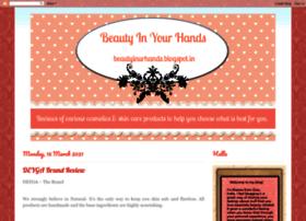 beautyinurhands.blogspot.in