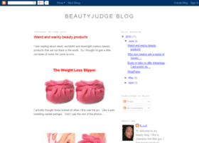 beautyjudge.blogspot.com