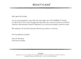 beautylane.ch