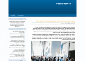 beautylesson.tarlog.com