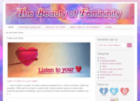 beautyoffemininity.com