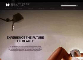 beautyparkspa.com