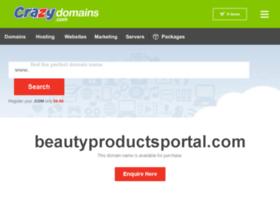 beautyproductsportal.com