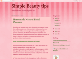 beautytips-home.blogspot.in