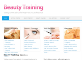 beautytraining.org.uk