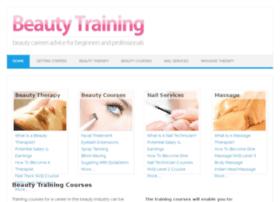 beautytraining.org.uk
