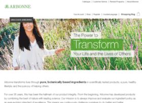 beautywellnessnews.arbonne.com