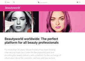 beautyworld.messefrankfurt.com