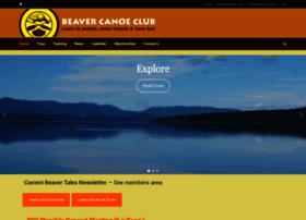 beavercanoeclub.org