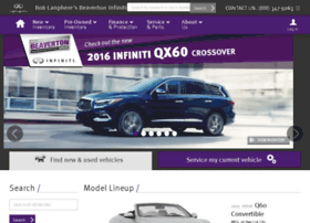 beavertoninfiniti.calls.net
