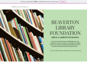 beavertonlibrary.com