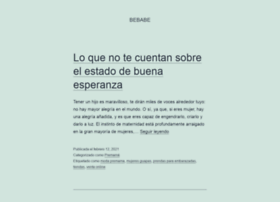 bebabe.es