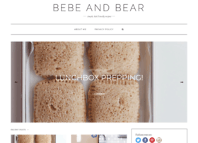 bebeandbear.com